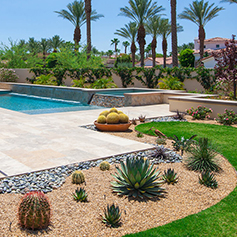 Palm Desert Swimming Pool