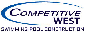 Competitive West Pools Logo
